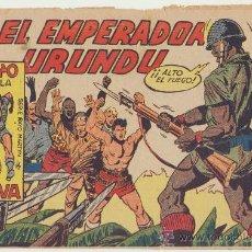 Livros de Banda Desenhada: RAYO DE LA SELVA Nº 61. MAGA 1960.. Lote 28549872