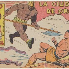 Livros de Banda Desenhada: RAYO DE LA SELVA Nº 72. MAGA 1960.. Lote 28550413