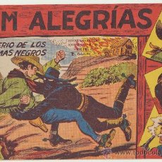 Tebeos: JIM ALEGRÍAS Nº 15. MAGA 1960.. Lote 28556033