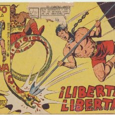 Livros de Banda Desenhada: RAYO DE LA SELVA Nº 59. MAGA 1960.. Lote 28551448