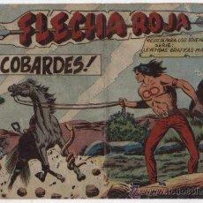 Tebeos: FLECHA ROJA Nº 55.. Lote 28625751