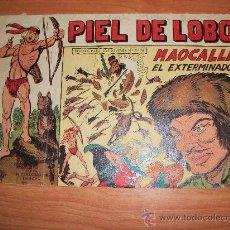 Tebeos: PIEL DE LOBO Nº 51 EDITORIAL MAGA ORIGINAL . Lote 28633672