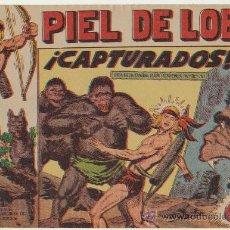 Tebeos: PIEL DE LOBO Nº 28. MAGA 1959.. Lote 28654656