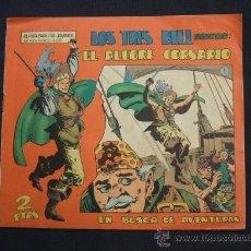 Giornalini: LOS TRES BILL PRESENTAN: EL ALEGRE CORSARIO - Nº 1 - EN BUSCA DE AVENTURAS - EDIT. MAGA -. Lote 28672133