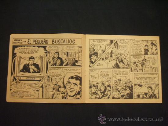 Tebeos: NARRACIONES Y CUENTOS MAGA: JOHNNY PACIFICO - Nº 10 - EL PEQUEÑO BUSCALIOS - - Foto 2 - 28672740