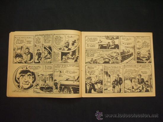 Tebeos: NARRACIONES Y CUENTOS MAGA: JOHNNY PACIFICO - Nº 10 - EL PEQUEÑO BUSCALIOS - - Foto 3 - 28672740