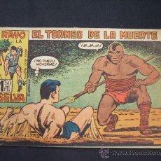 Tebeos: RAYO DE LA SELVA - Nº 28 - EL TORNEO DE LA MUERTE - EDITORIAL MAGA -. Lote 28685179