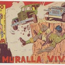 Livros de Banda Desenhada: RAYO DE LA SELVA Nº 81. MAGA 1960.. Lote 28719775
