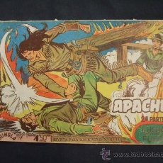 Tebeos: APACHE - 2ª PARTE - Nº 4 - LUCHA ENTRE EL FUEGO - EDITORIAL MAGA -. Lote 28733877