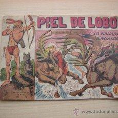 Tebeos: PIEL DE LOBO Nº 33, EDITORIAL MAGA. Lote 28816930