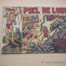 Tebeos: PIEL DE LOBO Nº 24, EDITORIAL MAGA. Lote 28816952