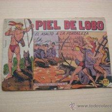 Tebeos: PIEL DE LOBO Nº 52, EDITORIAL MAGA. Lote 28816964