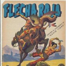 BDs: FLECHA ROJA REVISTA Nº 16. MAGA 1962.. Lote 28821050