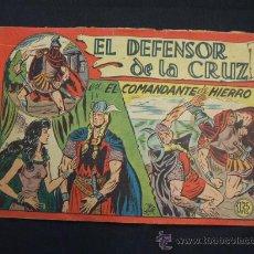 Tebeos: EL DEFENSOR DE LA CRUZ - Nº 20 - EL COMANDANTE DE HIERRO - EDITORIAL MAGA - . Lote 29033699