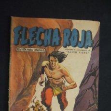 BDs: SERIE LEYENDAS GRAFICAS MAGA - FLECHA ROJA - Nº 20 -. Lote 29033823