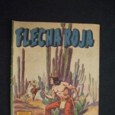 BDs: SERIE LEYENDAS GRAFICAS MAGA - FLECHA ROJA - Nº 22 -. Lote 29033860