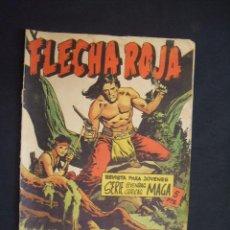 Tebeos: SERIE LEYENDAS GRAFICAS MAGA - FLECHA ROJA - Nº 14 -. Lote 29033968