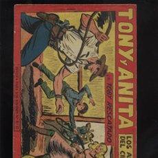 Tebeos: TONY Y ANITA Nº 153 ULTIMO DE LA COLECCION. Lote 29076142