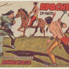 Tebeos: APACHE 2ª Nº 53. MAGA 1960.. Lote 102571054