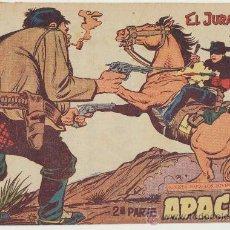 Livros de Banda Desenhada: APACHE 2ª Nº 19. MAGA 1960.. Lote 29103854