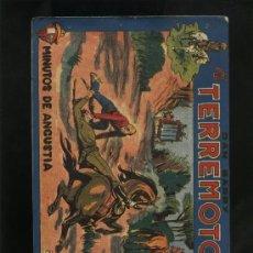 Livros de Banda Desenhada: DAN BARRY EL TERREMOTO Nº 49. Lote 29137079
