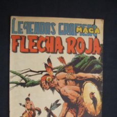 BDs: LEYENDAS GRAFICAS MAGA - FLECHA ROJA - Nº 34 -. Lote 29149463