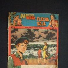 Tebeos: PANTERA NEGRA Y FLECHA ROJA - Nº 68 - EDITORIAL MAGA -. Lote 29149915