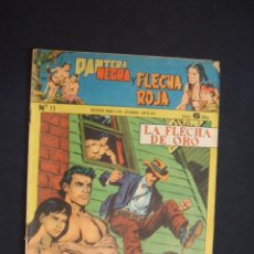 BDs: PANTERA NEGRA Y FLECHA ROJA - Nº 73 - EDITORIAL MAGA -. Lote 29149938