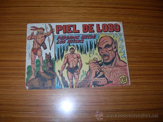 PIEL DE LOBO Nº 17 DE MAGA (Tebeos y Comics - Maga - Piel de Lobo)