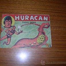 Tebeos: HURACAN Nº 2 DE MAGA. Lote 29195718