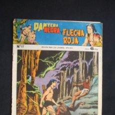 BDs: PANTERA NEGRA Y FLECHA ROJA - Nº 87 - EDITORIAL MAGA -. Lote 29161292