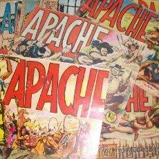 Tebeos: APACHE 1ª (MAGA) 56 EJ. (COMPLETA) (ORIGINAL). Lote 29165604