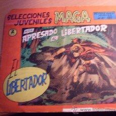Livros de Banda Desenhada: EL LIBERTADOR Nº 24 ( ORIGINAL ED. MAGA ) ( MAG1). Lote 29361447
