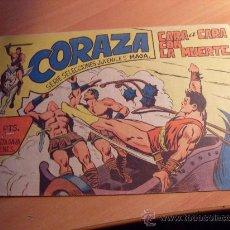 Tebeos: CORAZA Nº 25 ( ORIGINAL ED. MAGA ) (COI12). Lote 29361483