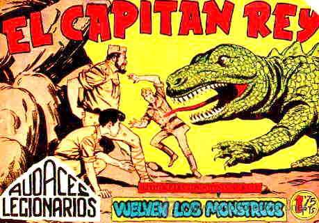 AUDACES LEGIONARIOS (MAGA) Nº 36 (Tebeos y Comics - Maga - Otros)
