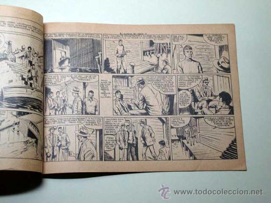 Tebeos: PANTERA NEGRA Nº 30. GUARIDA DE LOBOS. PEDRO QUESADA Y JOSÉ ORTIZ. EDITORIAL MAGA 1964 DE 2 PTS. ++ - Foto 2 - 29468631