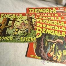 Tebeos: BENGALA 2ª PARTE Nº 16, 17, 21, 23, 24, 25, 26 Y 39, AÑO 1959. EIDTORIAL MAGA. Lote 29502907