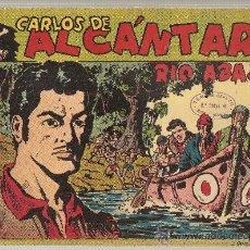 Tebeos: CARLOS DE ALCANTARA Nº 30 ORIGINAL. Lote 129283436