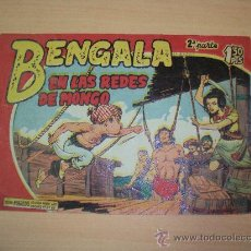 Tebeos: BENGALA 2ª Nº 9 EDITORIAL MAGA 1959 ORIGINAL . Lote 29858772