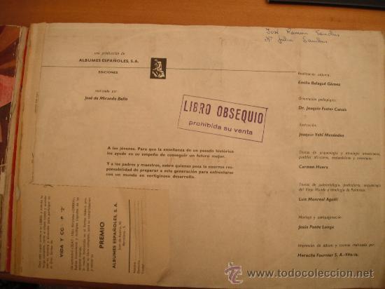 Tebeos: ALBUM MAGA. VIDA Y COLOR 2. 1968 - Foto 118 - 30251289