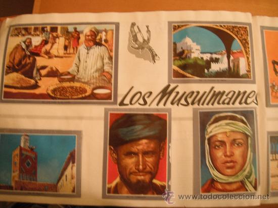 Tebeos: ALBUM MAGA. VIDA Y COLOR 2. 1968 - Foto 79 - 30251289