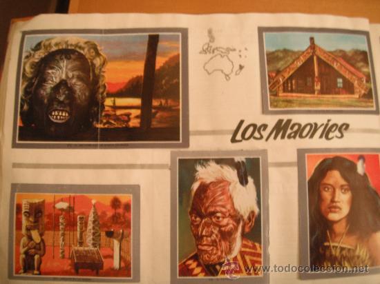 Tebeos: ALBUM MAGA. VIDA Y COLOR 2. 1968 - Foto 29 - 30251289