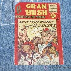 Tebeos: EL GRAN BUSH Nº 5. GAGO Y EDIT. MAGA. Lote 30644437
