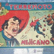 Tebeos: DAN BARRY EL TERREMOTO. Nº 35. JOSÉ ORTIZ Y EDIT. MAGA . Lote 30645837