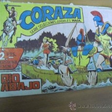 Tebeos: CORAZA Nº 56, DE MAGA 1962. Lote 30769244