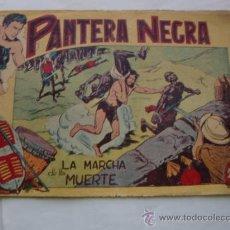 Tebeos: PANTERA NEGRA Nº 15 1ª EDICION 1,25 ORIGINAL. Lote 30854006