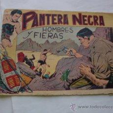 Tebeos: PANTERA NEGRA Nº 13 1ª EDICION 1,25 ORIGINAL. Lote 30854039