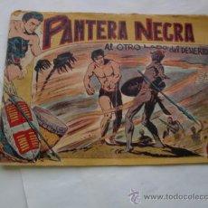 Tebeos: PANTERA NEGRA Nº 12 1ª EDICION 1,25 ORIGINAL. Lote 30854070