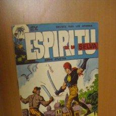 Tebeos: EL ESPIRITU DE LA SELVA Nº 12, DE MAGA 1962. Lote 30931734