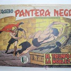 Tebeos: PEQUEÑO PANTERA NEGRA.Nº188.ORIGINAL. Lote 30953361